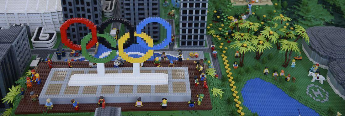 Rio 2016 Lego