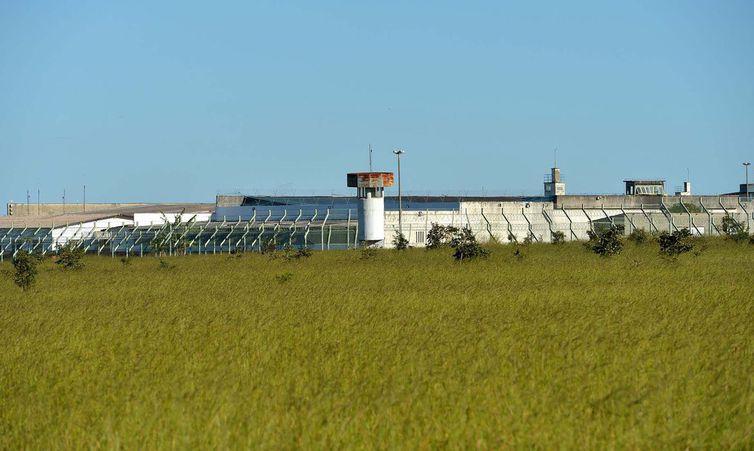 A Papuda é a principal penitenciária do Distrito Federal