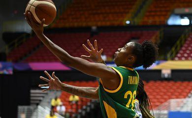 Thayná Silva, basquete, seleção brasileira, brasil