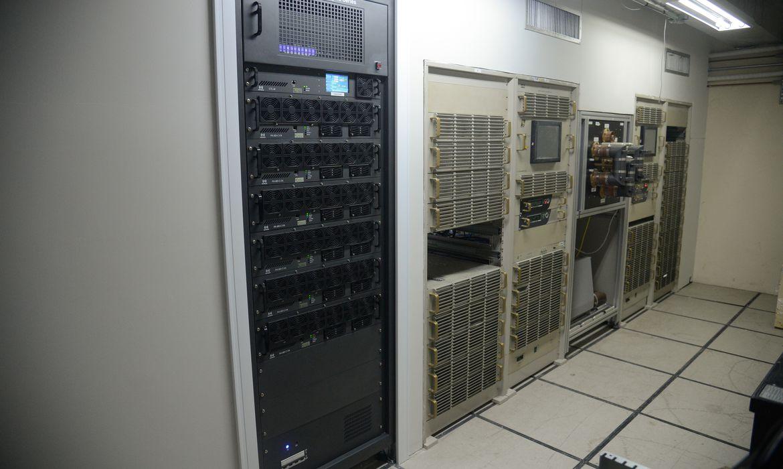 TV Brasil, no Rio de Janeiro, passa operar com um novo transmissor no Sumaré.