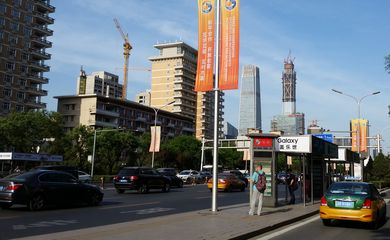 Forum sobre infraestrutura em Pequim