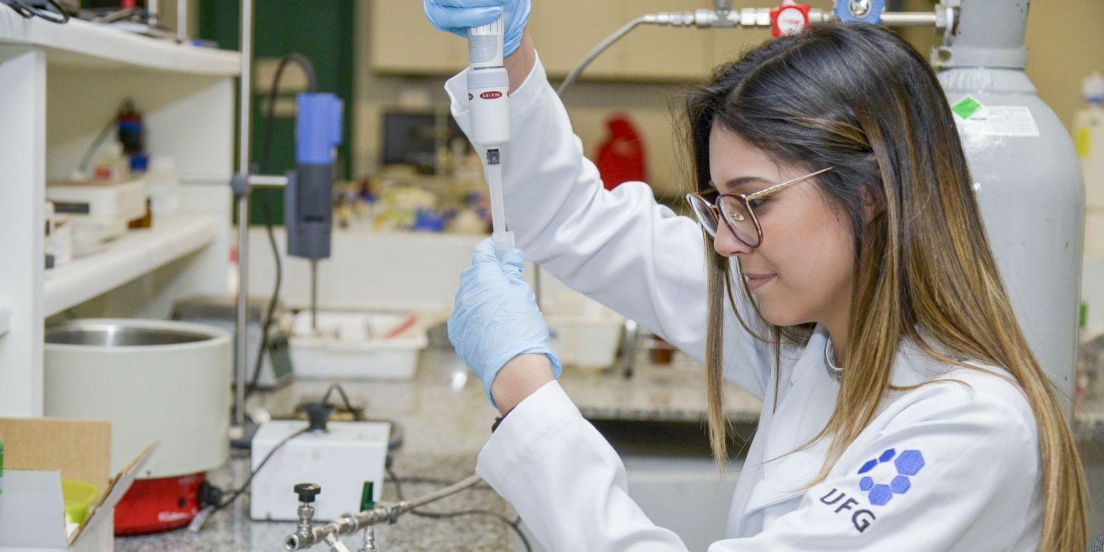 Sarah Rodrigues Fernandes,Cientistas da UFG desenvolvem medicamento que reverte overdose de cocaína