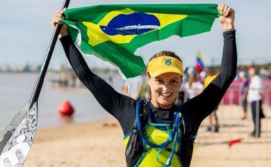 Atleta Lena Ribeiro