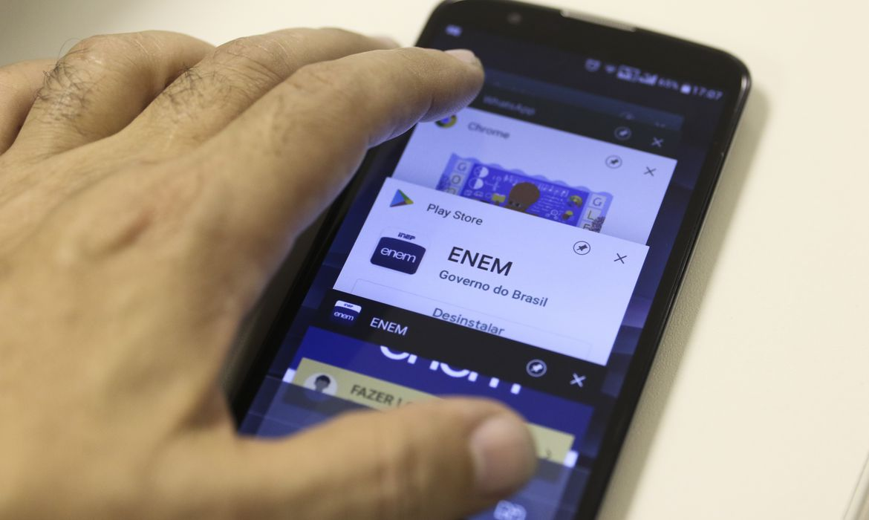 Aplicativo de Celular ENEM 2019
