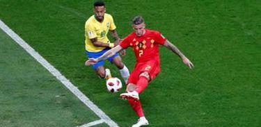Brasil X Bélgica, Copa 2018