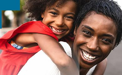 Foto da campanha Semana de Vacinação nas Américas, da ONU.