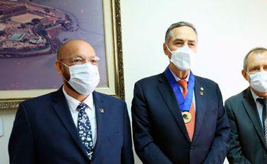Presidente do TSE esteve na capital do Amapá para acompanhar a preparação do primeiro turno das eleições