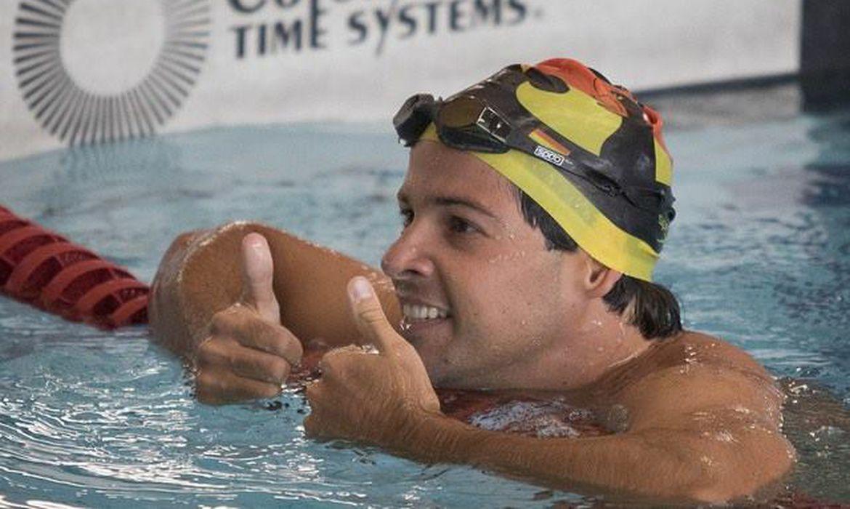 Nadador Thomaz Matera