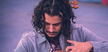 Thiago Wolf, violoncelista