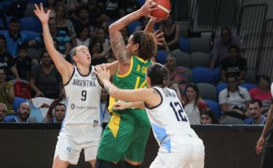 Pré Olímpico das Américas - Brasil x Argentina, basquete
