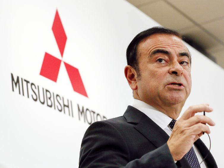 presidente de Nissan por supuesta evasión fiscal