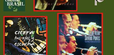 Quarteto de Violões, Tango e Gafieira no Circular Brasil