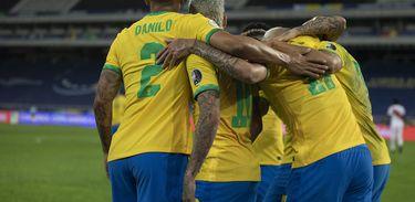Brasil 1 x 0 Peru