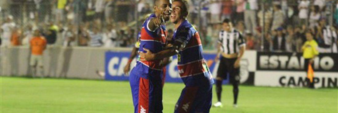 O Fortaleza garantiu a classificação com duas rodadas de antecedência: o Leão do Pici também avança como primeiro colocado da chave, e fará os jogos decisivos em casa