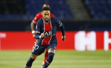 Neymar - PSG Champions League - Quarter Final Second Leg - Paris St Germain v Bayern Munich
