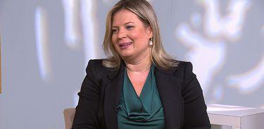 A deputada federal Joice Hasselmann (PSL/SP)