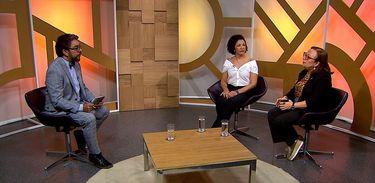 Maranhão Viegas recebe Adele Benzaken e Valéria Paes para falar sobre combate ao HIV no Diálogo Brasil