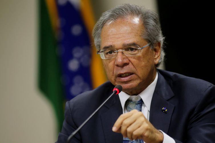 Ministro da Economia do Brasil, Paulo Guedes
