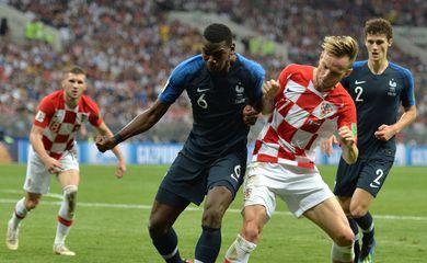 França e Croácia disputam final da Copa da Rússia