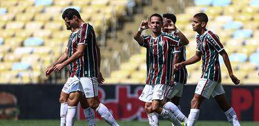 Fluminense 4 x 1 Madureira