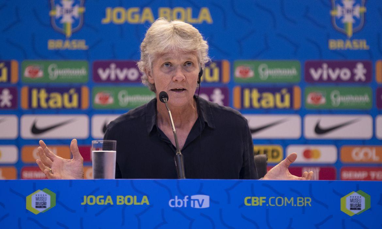 Sueca Pia Sundhage convoca seleção feminina para Torneio Internacional da França
