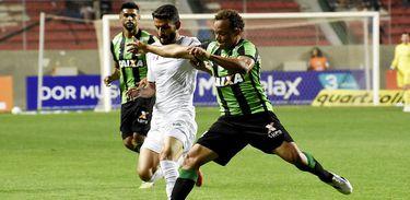 Fluminense x América-MG