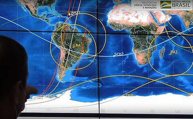 INPE apresenta as primeiras imagens de teste do satélite Amazonia 1