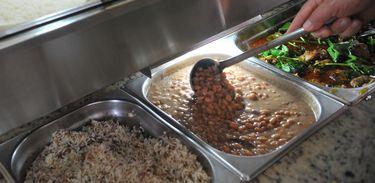 arroz feijão consumo