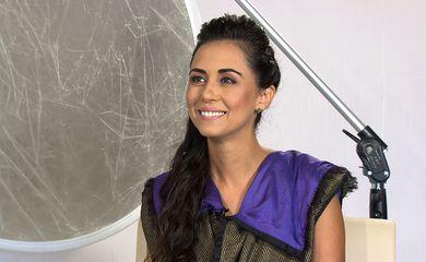 Hoana Gonçalves, professora de fotografia para cegos