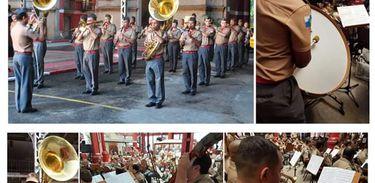 Banda Sinfônica do Corpo de Bombeiros do Rio de Janeiro: uma das mais antigas instituições musicais do Brasil