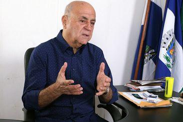 Prefeito de Japeri Carlos Moraes Costa