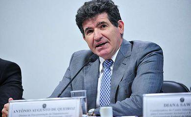 Antônio Augusto de Queiroz, diretor de Documentação do Departamento Intersindical de Assessoria Parlamentar (Diap)