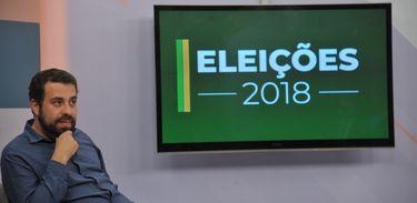 EBC Entrevista: Guilherme Boulos