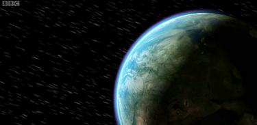 Último episódio de Terra, o poder do planeta explica a importância da atmosfera terrestre