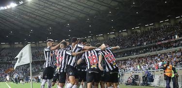 Atlético-MG 3 x 1 Santos