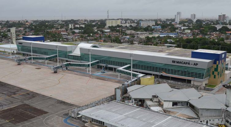 Aeroporto, Macapá