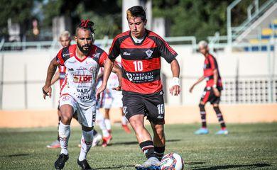Atlético-CE empata em 1 a 1 com Campinense em jogo de ida de semifinal - série D -2021
