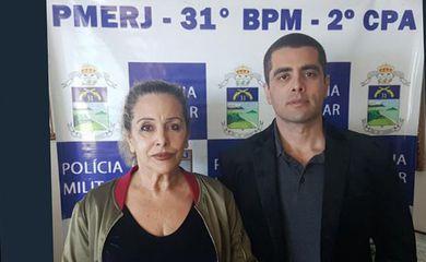 Dr Bumbum e mãe são presos pela PM dentro de centro empresarial na Barra