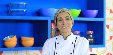 """A nutricionista Andrea Santa Rosa ensina deliciosas receitas no """"Cozinhadinho"""""""