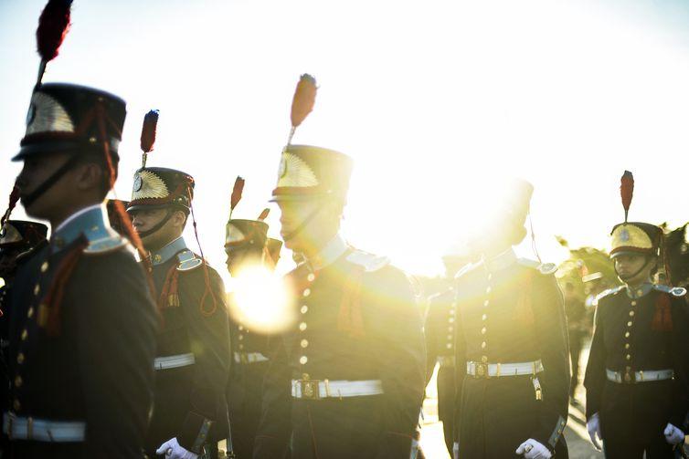 Desfile cívico-militar de 07 de setembro na Esplanada dos Ministérios