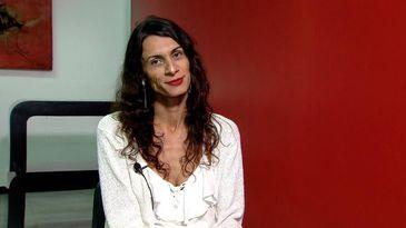 Renata Carvalho, transexual que representou Jesus em uma peça de teatro