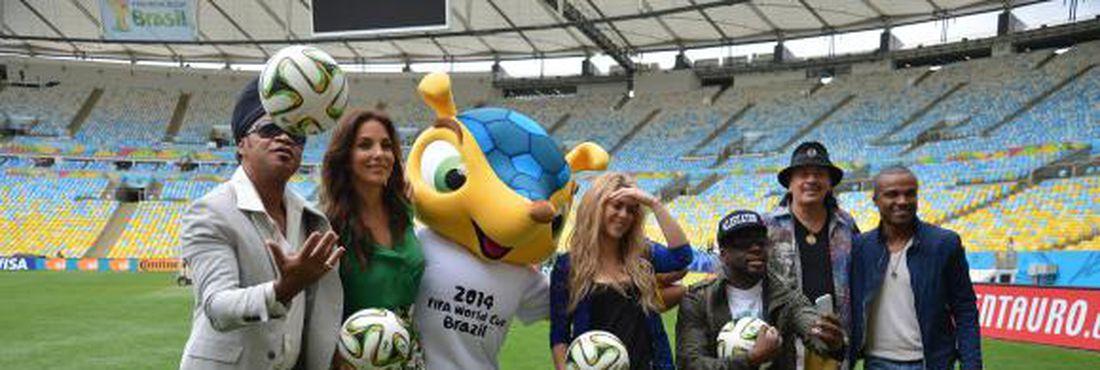 Shakira se apresenta pela terceira vez em Copas do Mundo; Ivete Sangalo também estará na final