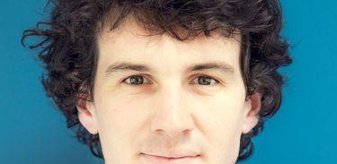 O cineasta Quentin Delaroche