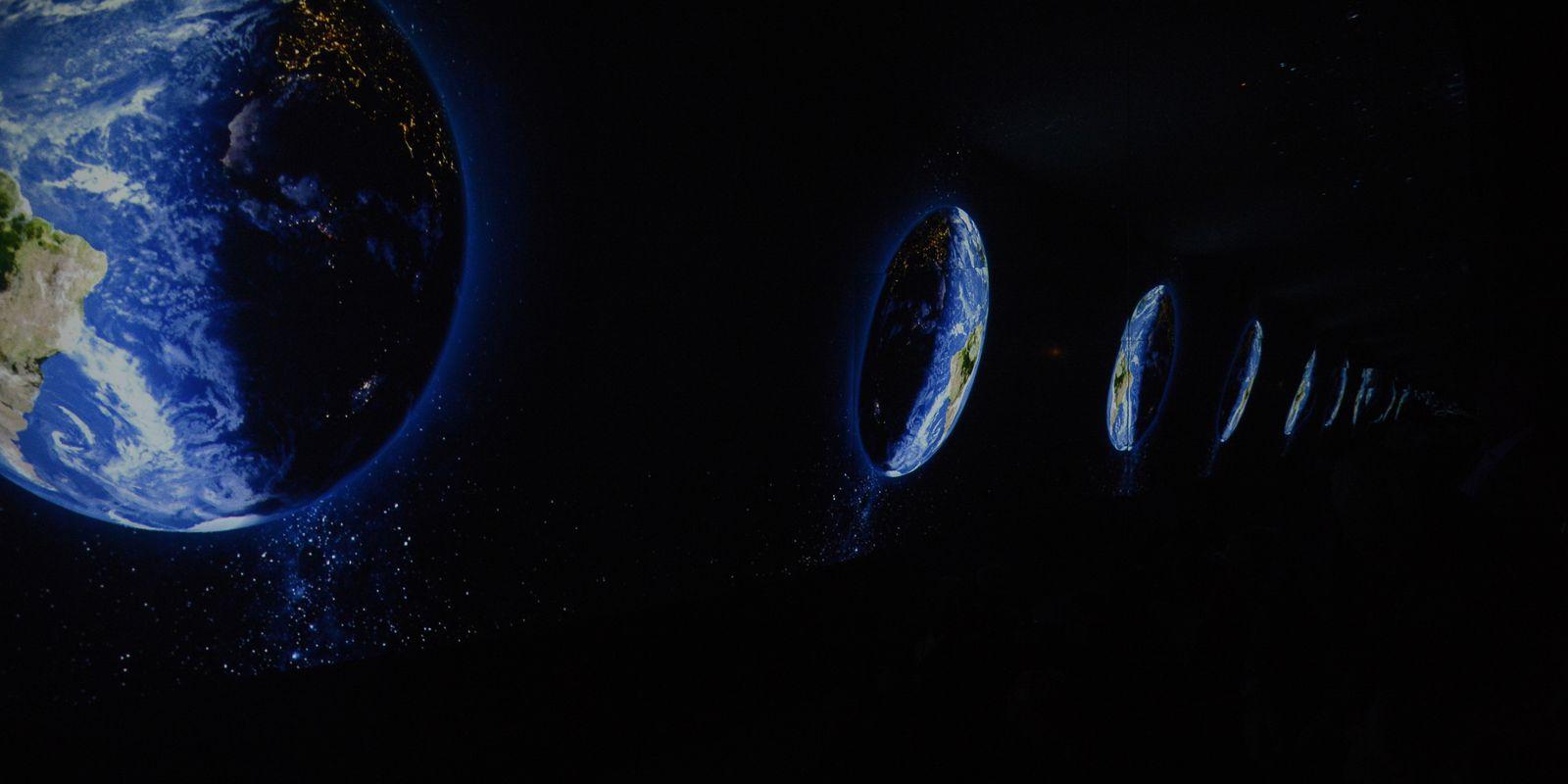 O Museu de Astronomia inaugura novo Centro de Visitantes com espaço interativo, em São Cristóvão, na zona norte do Rio de Janeiro.