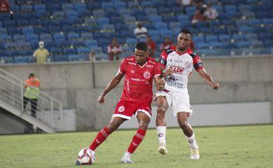 América-RN e Campinense ficaram no 0 a 0 na abertura do duelo de quartas de final da Série D.