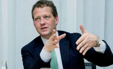 Eric Schweitzer, presidente da Confederação Alemã das Câmaras de Indústria e Comércio