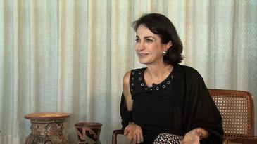 Claudia Matarazzo defende o equilíbrio no uso das redes sociais