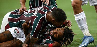 Fluminense 2 x 0 Red Bull Bragantino