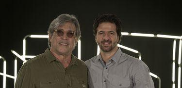 Ivan Lins e Maurício Pacheco no Segue o Som