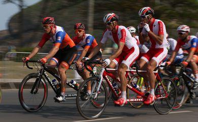 Rio de Janeiro - Provas de ciclismo de estrada, modalidades masculina e feminina, nos Jogos Paralímpicos Rio 2016 (Tomaz Silva/Agência Brasil)